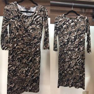 🌷Dana Bachman print dress